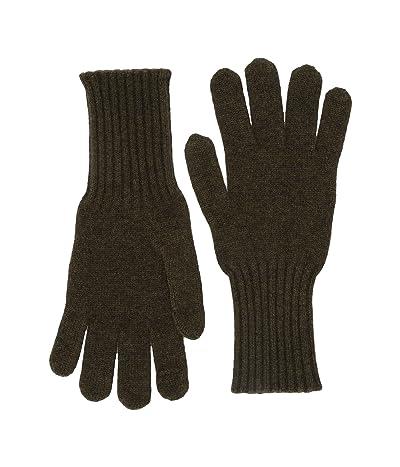 J.Crew Cashmere Gloves (Heather Vine) Dress Gloves