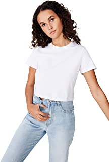 Cotton On Women's Short Sleeve One Baby Top