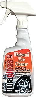 Duragloss 701 Whitewall Tire Cleaner - 22 oz.
