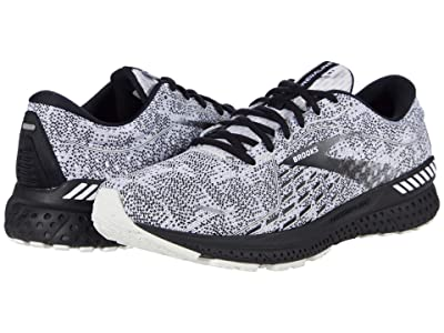 Brooks Adrenaline GTS 21 (White/Grey/Black) Men
