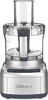 Cuisinart FP-8SV Elemental 8 Cup Food Processor, Silver