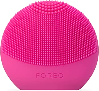 FOREO LUNA fofo Smart Face Brush and Skin Analyzer, Offers Personalized Cleansing for a Unique Skincare Routine, Replaceab...