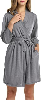Best thin cotton robe Reviews
