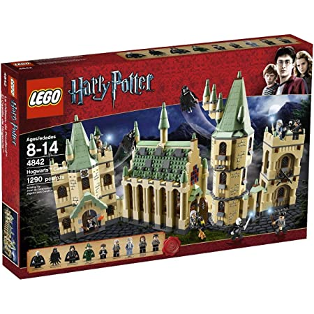 Lego Harry Potter Hogwart S Castle 4842 Discontinued By Manufacturer Toys Games