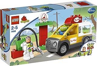 レゴ (LEGO) デュプロ トイ・ストーリー ピザ・プラネット・トラック 5658