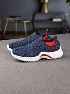 Walktrendy Unisex Kid's Sneakers-11 UK EU (11.5 US) (wty1093_Navy_31)