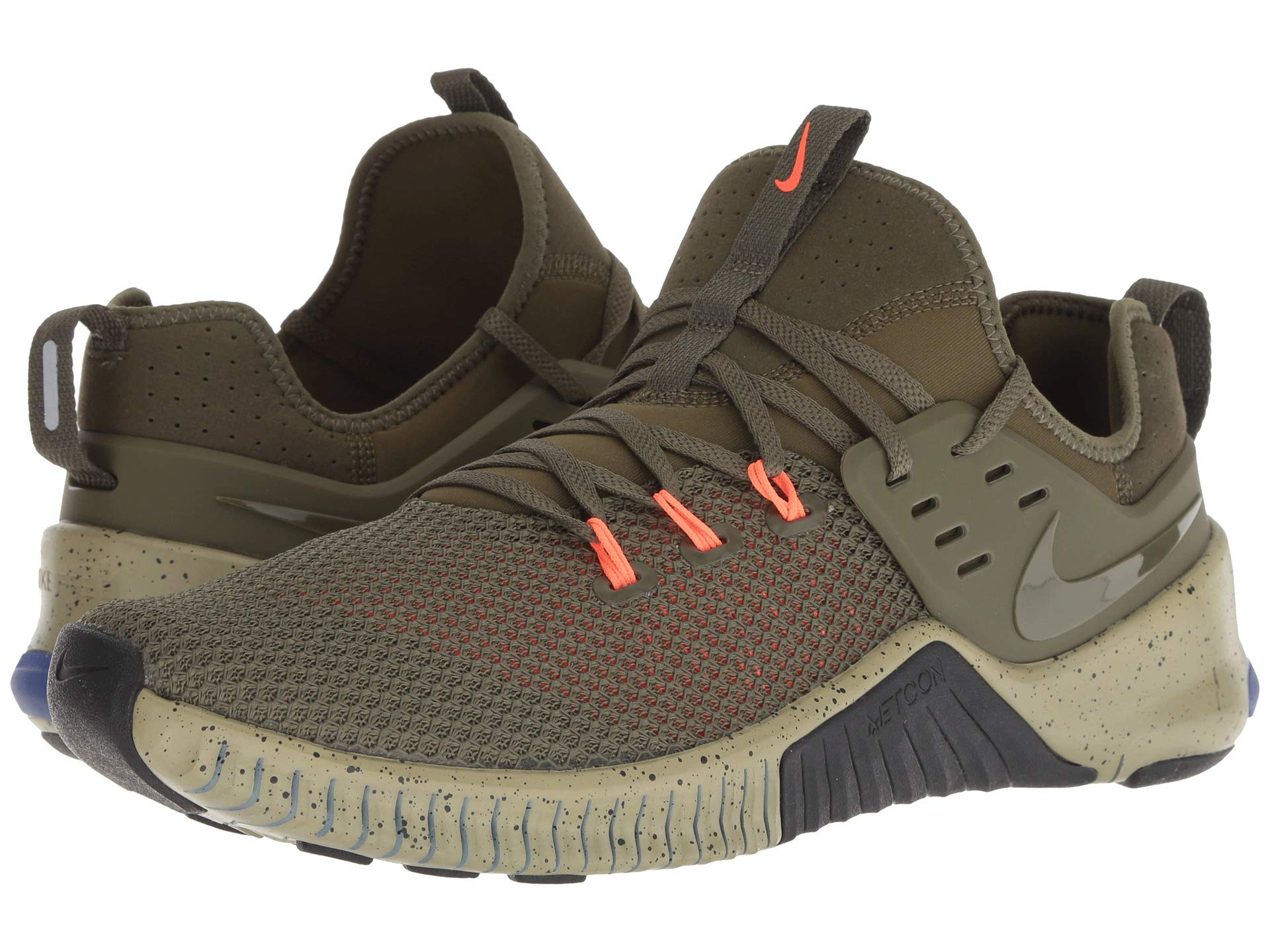 Canvas Canvas Olive olive Metcon Nike Free neutral qRBfPttnw