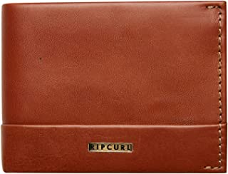 Rip Curl Men's Horizons Rfid All Day Leather Wallet Black