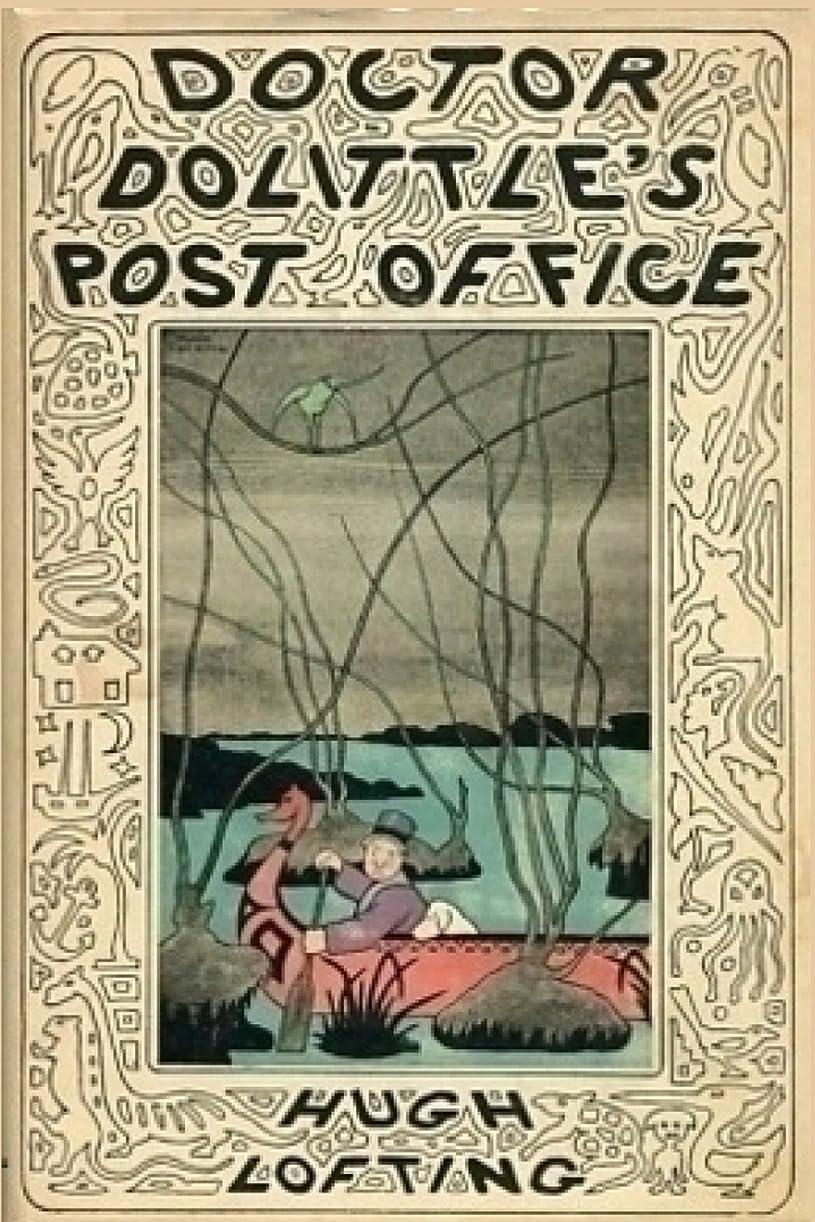 辞書賃金看板Doctor Dolittle's Post Office (English Edition)