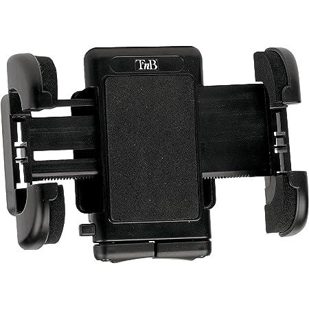 Deux Supports de Support de t/él/éphone Mobile Polyvalent dans Une Position de Rotation de 360 degr/és pour Voiture Nincee Support de t/él/éphone Polyvalent Support de Bague de t/él/éphone