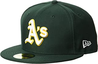 [ニューエラ] ベースボールキャップ MLB ACPERF オークランド・アスレチックス 17J [ユニセックス] 11449353