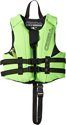 O'Neill Kids Child USCG Vest (Toddler/Little Kids)