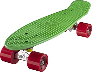 Ridge Retro 22 - Skateboard, 55 cm x 15 cm (22'' x 6'')