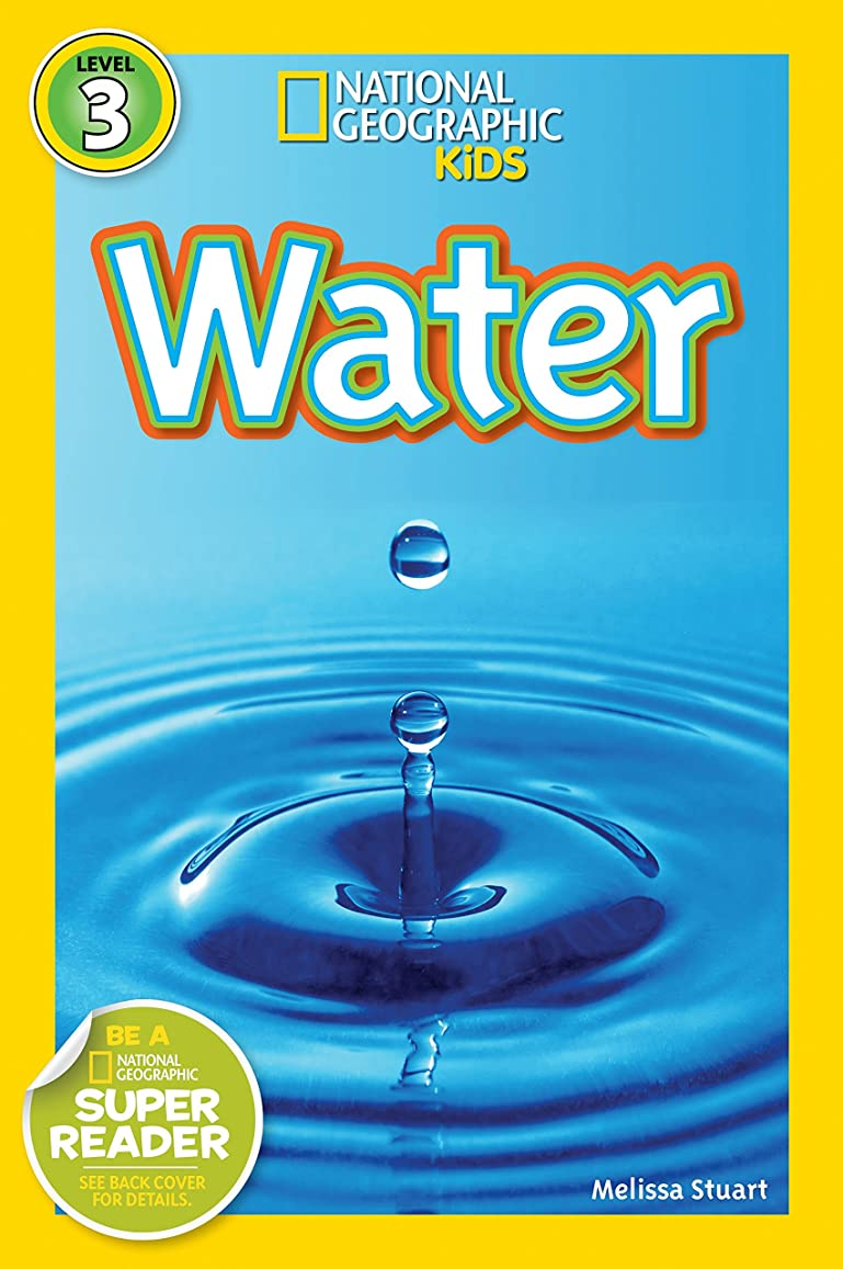 地上の茎挨拶National Geographic Readers: Water (English Edition)