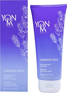 YON-KA - Gommage Doux - Hydrating Exfoliating Cream Formulated to Soften and Moisturize Your Skin (7.48 Ounces / 200 Milliliters)
