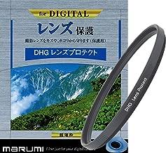 MARUMI レンズフィルター 49mm DHG レンズプロテクト 49mm レンズ保護用 薄枠 日本製