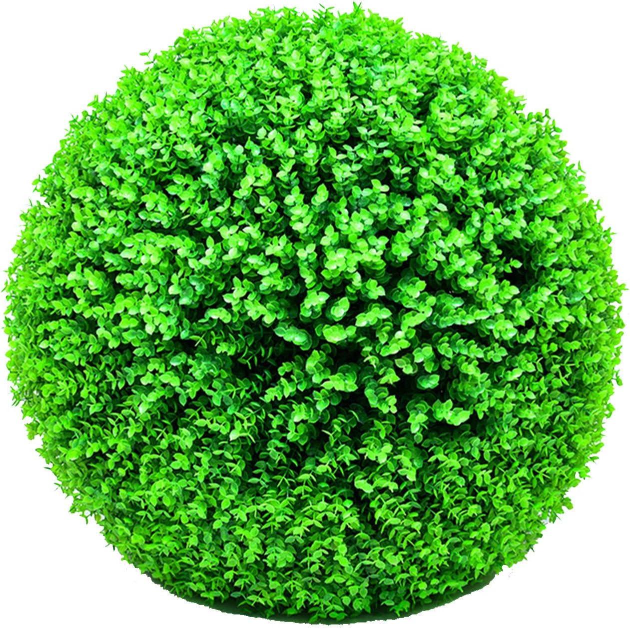 LAHappy Artificial Latest Manufacturer OFFicial shop item Topiary Balls Plant Gra Plastic