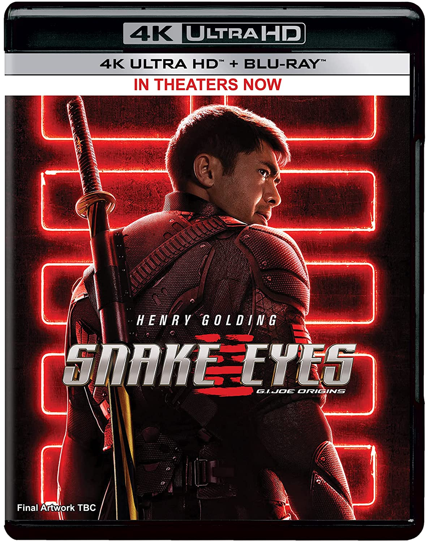 Filme G.I. Joe Origens: Snake Eyes Dual Áudio 2021 - WEB-DL 4k 2160p Ultra HD