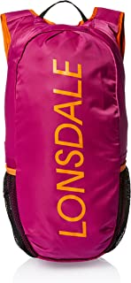 Lonsdale men BOOTH, VIVID VIOLA, One Size