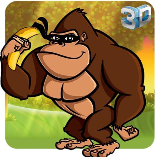 Super Monkey Kong Run