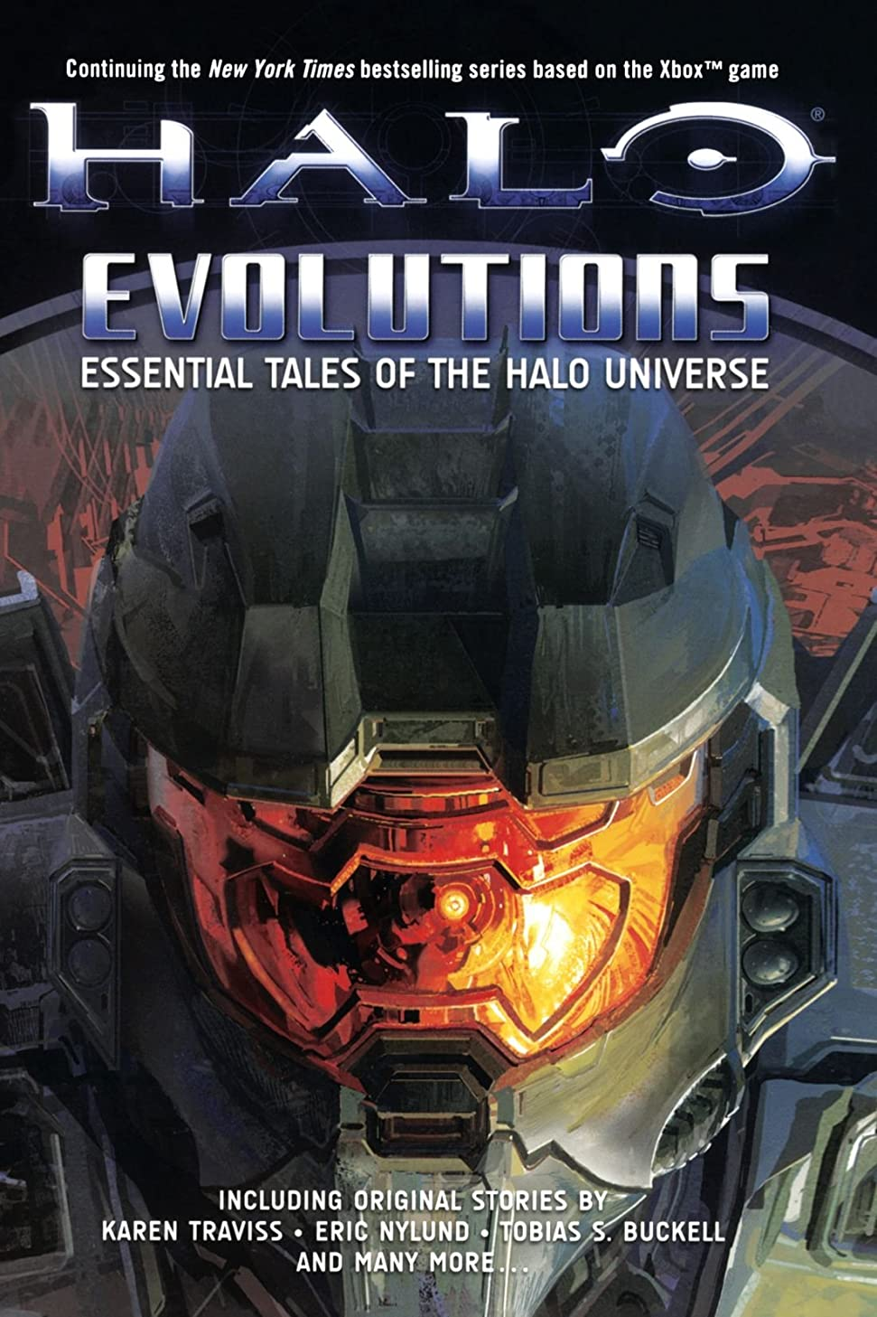 情報祖母バイオリニストHalo Evolutions: Essential Tales of the Halo Universe