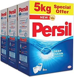 Persil High Foam Powder, 3 x 5 kg