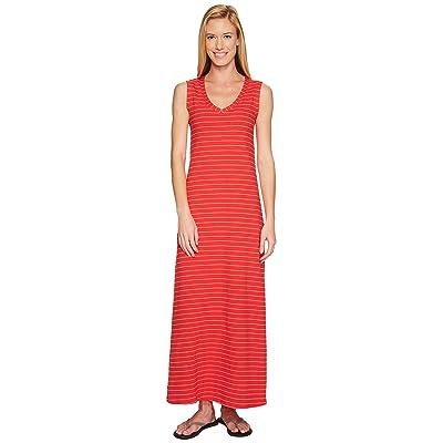 FIG Clothing Van Dress (Cardinal) Women