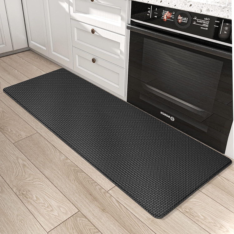 Buy DEXI Kitchen Rug Anti Fatigue,Non Skid Cushioned Comfort ...