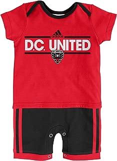 Outerstuff MLS Infant Little Trainer Short Sleeve Romper