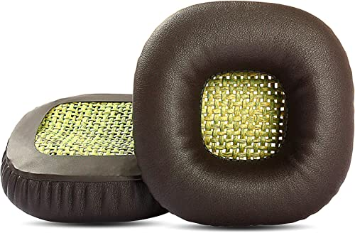 high quality YDYBZB high quality Replacement Earpad Ear Pad Cushion Compatible with Marshall Major Major II/Major II Bluetooth Headphones Repair outlet sale Parts (Brown) online sale