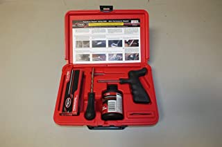 TECH Permacure Truck Tire Repair Kit - Ideal Size Tire Repairs for Trucks, Tractors and Other Large Tires