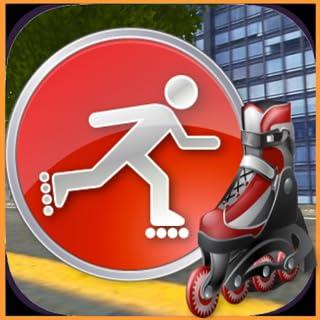 Extreme Roller Skating 3D Free Speed Skater Racing Game