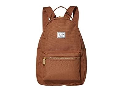 Herschel Supply Co. Nova X-Small (Saddle Brown) Backpack Bags