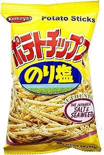 Koikeya Karamucho Potato Sticks, Salt & Seaweed, 1.4 oz