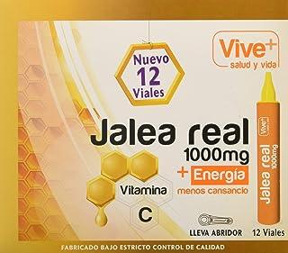 Vive+ Jalea Real para Adultos - 3 Paquetes
