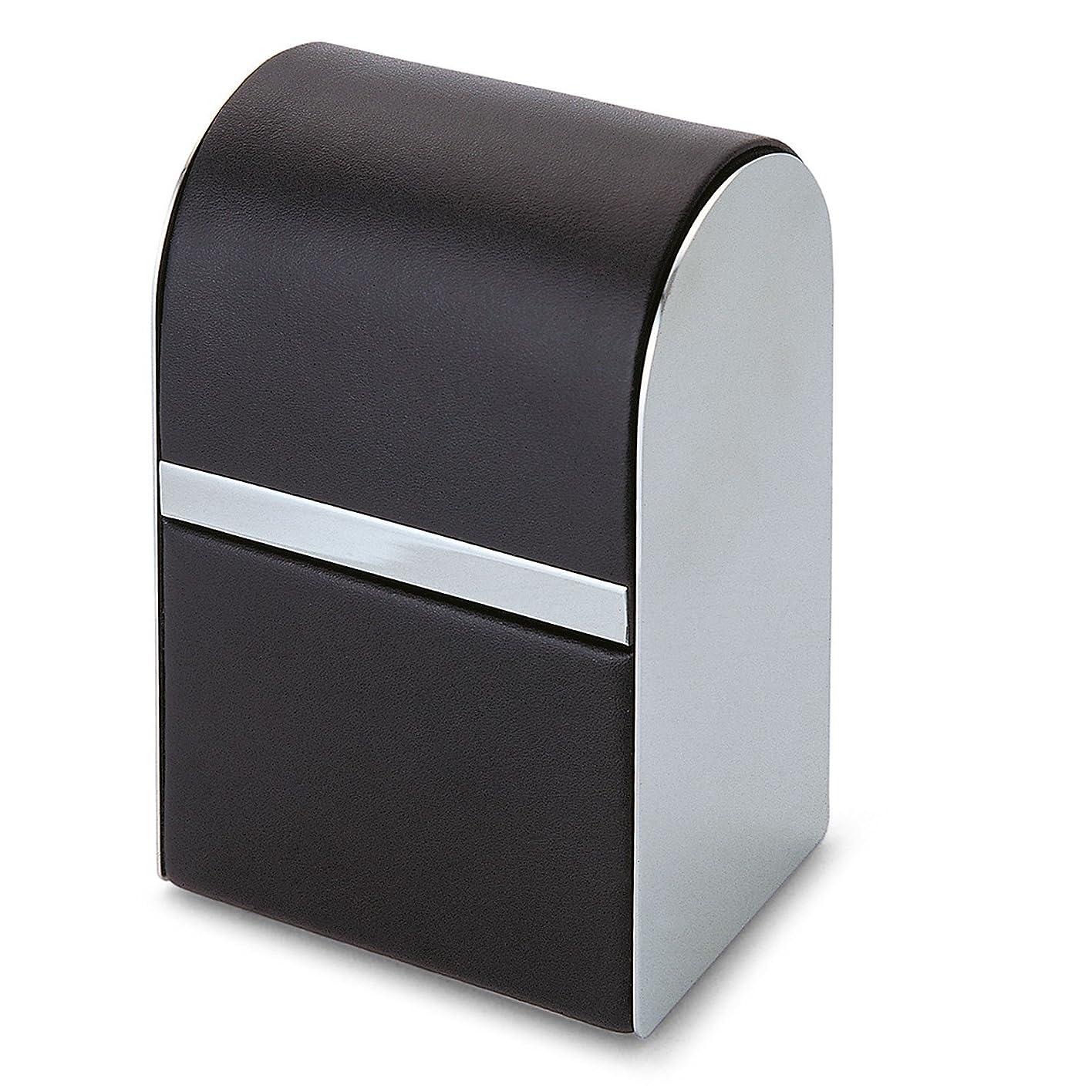 マトロンバング髄Philippi Giorgio メンズ身だしなみキット 7pcsセット leather stainless polished