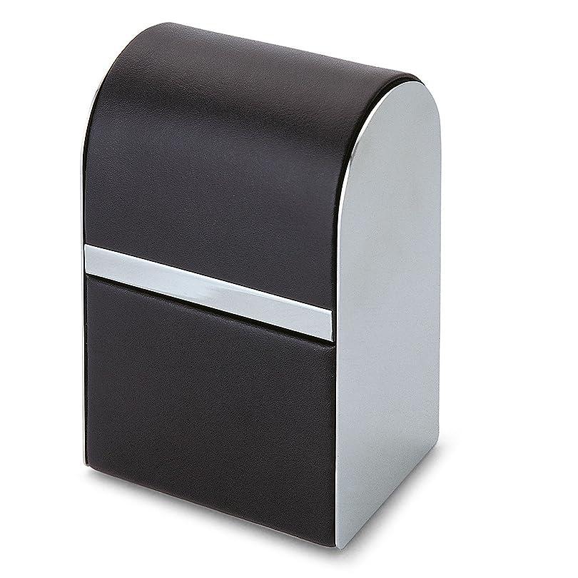 成熟フィドル道Philippi Giorgio メンズ身だしなみキット 7pcsセット leather stainless polished