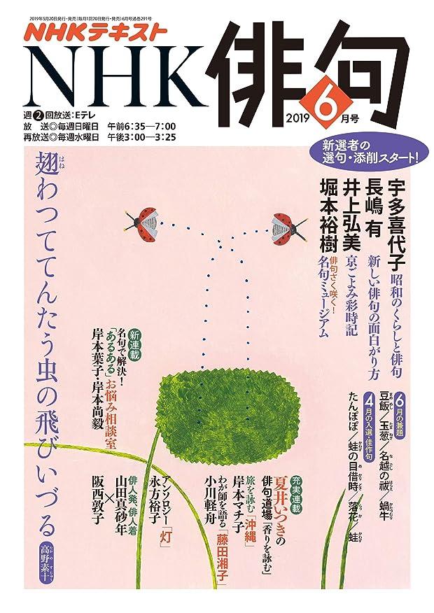 二次ご近所スマイルNHK 俳句 2019年 6月号 [雑誌] (NHKテキスト)