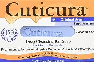 Cuticura Soap Original Scent 3 Ounce Bar
