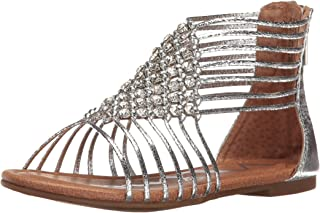 Nina Girls' Karlee Gladiator Sandal