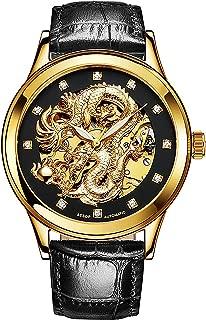 Best gold dragon watch Reviews