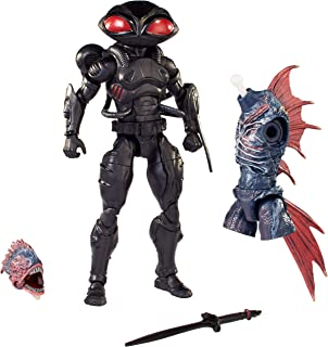 DC Comics Multiverse Aquaman Black Manta Figure