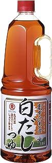 ヒガシマル醤油 割烹関西白だしつゆ 1.8L