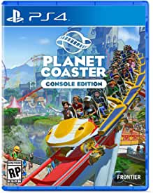 Planet Coaster: Console Edition is Out Now from Frontier Developments