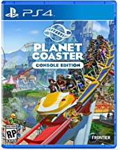 Planet Coaster - PlayStation 4 Edition