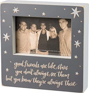 Primitives by Kathy Photo Frame, Good Friends