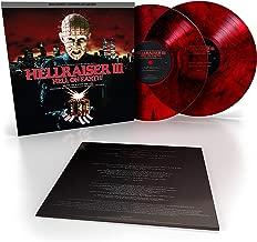 Hellraiser III – Hell On Earth Soundtrack Red w/ Black Smoke