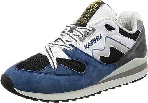 Karhu - Hauszapatos para hombre azul bianco azul