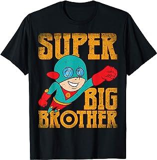 Super Awesome Superhero Miglior Grande Fratello Maglietta