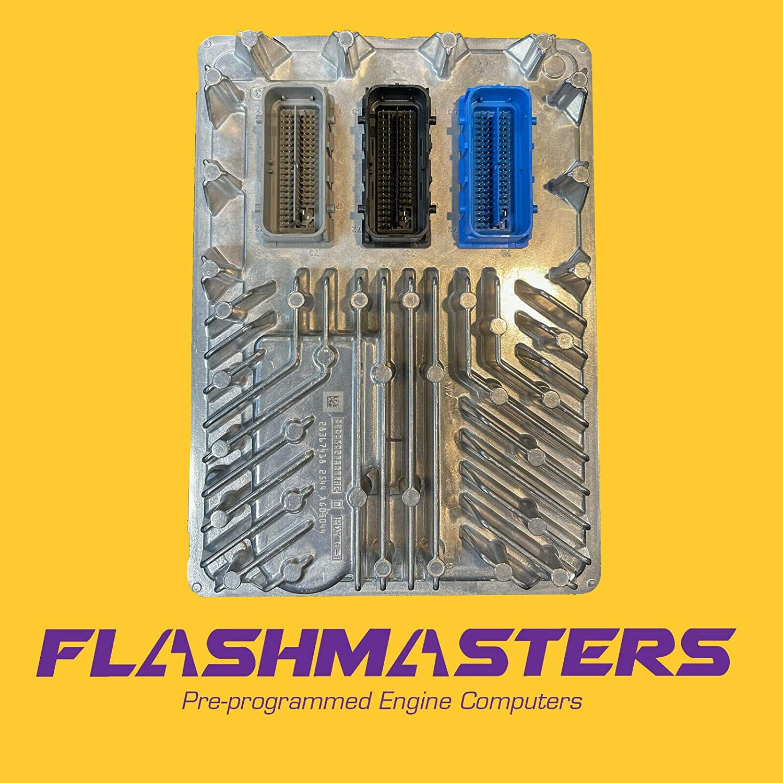 Flashmasters New 2014-16 GM Japan Safety and trust Maker Engine 12656993 ECU ECM PCM Computer